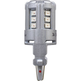 2-PK SYLVANIA 3157 Red LED Automotive Bulb_3