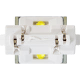 2-PK SYLVANIA ZEVO 3157 White LED Automotive Bulb_4
