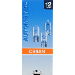 10-PK SYLVANIA 2821 Basic Automotive Light Bulb