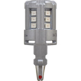 2-PK SYLVANIA 4114 Amber LED Automotive Bulb_3