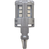 2-PK SYLVANIA 4114 Amber LED Automotive Bulb - BulbAmerica
