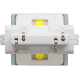 2-PK SYLVANIA ZEVO 4157 White LED Automotive Bulb_4
