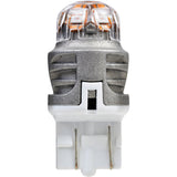 2-PK SYLVANIA ZEVO 7440 T20 Amber LED Automotive Bulb_2