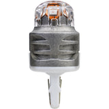 2-PK SYLVANIA ZEVO 7440 T20 Amber LED Automotive Bulb_3