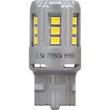 2-PK SYLVANIA 7440 T20 White LED Automotive Bulb_2