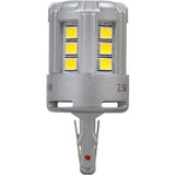 2-PK SYLVANIA 7440 T20 White LED Automotive Bulb_3
