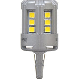 2-PK SYLVANIA 7440 T20 White LED Automotive Bulb - BulbAmerica