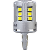 2-PK SYLVANIA 7443 T20 White LED Automotive Bulb_3