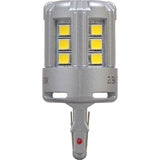 2-PK SYLVANIA 7444 T20 White LED Automotive Bulb_3