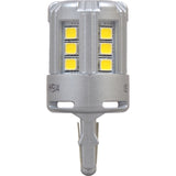 2-PK SYLVANIA 7444 T20 White LED Automotive Bulb - BulbAmerica