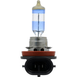 2-PK SYLVANIA H11 SilverStar Ultra High Performance Halogen Headlight Bulb - BulbAmerica