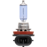 2-PK SYLVANIA H11 SilverStar zXe High Performance Halogen Headlight Bulb - BulbAmerica