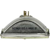 1-PK SYLVANIA H4666 SilverStar High Performance Halogen Headlight 100x165_1