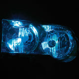 2-PK SYLVANIA 9005 ZEVO Connect Hybrid LED Color Changing System for Headlights_1