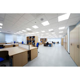 NICOR 2x2 Contractor Friendly LED Troffer in 5000K with Emergency Backup_3