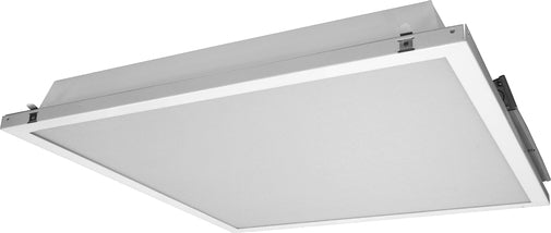 NICOR 2x2 Contractor Friendly LED Troffer in 5000K