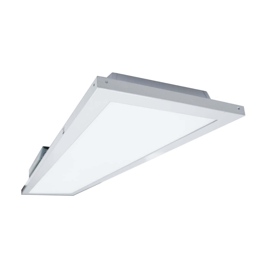T5C Series 1x4 Ft. LED Troffer with Pre-Installed Driver in 3500K