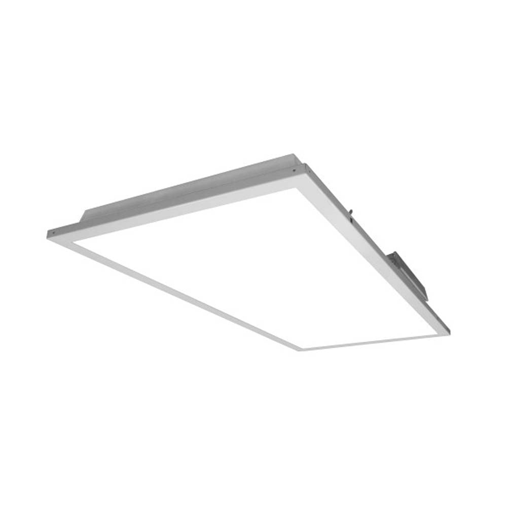 T5C Series 2x4 Ft. LED Troffer with Pre-Installed Driver in 3500K