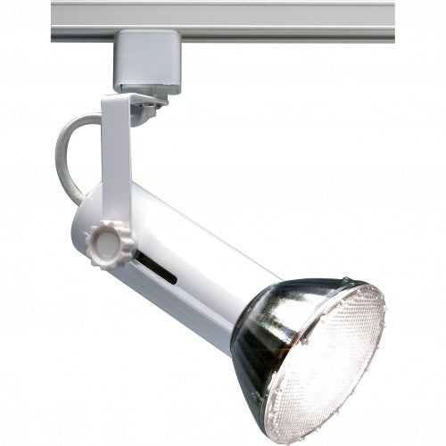 "Nuvo TH226 White 1 Light - 2"" - Track Head - Universal Holder"