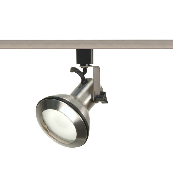 Nuvo TH331 Brushed Nickel 1 Light - PAR30 Euro Style Track Head