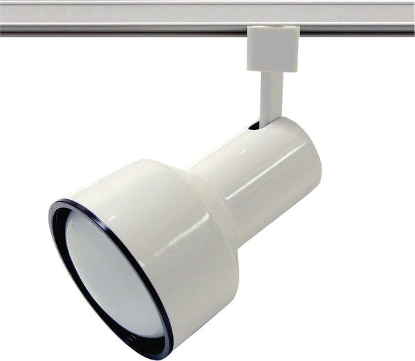 Nuvo Th355 White 1 Light Cfl R30 Step Cylinder Track
