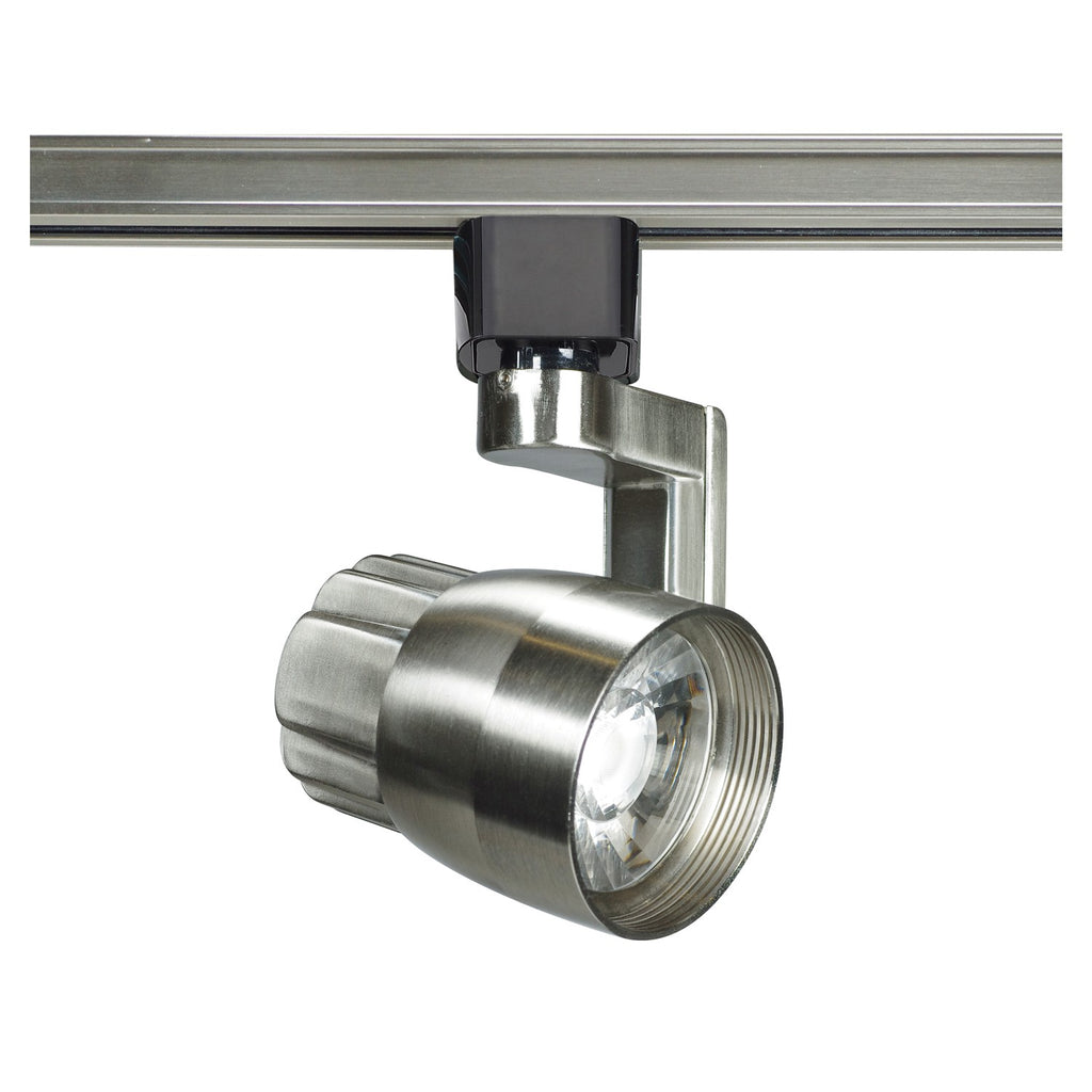 Nuvo TH427 12 Watt LED Track Head Brushed Nickel Finish 36 Degree Beam Angle