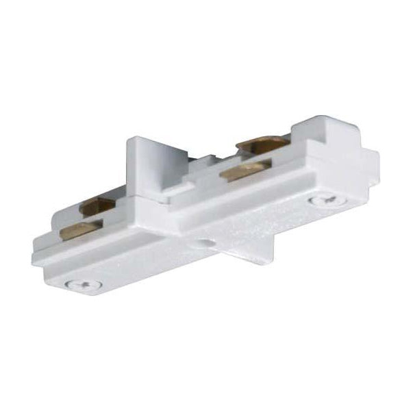 Satco TP144 White Mini Straight Connector