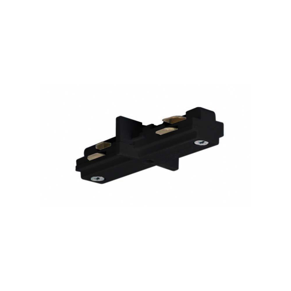 Satco TP145 Black Mini Straight Connector