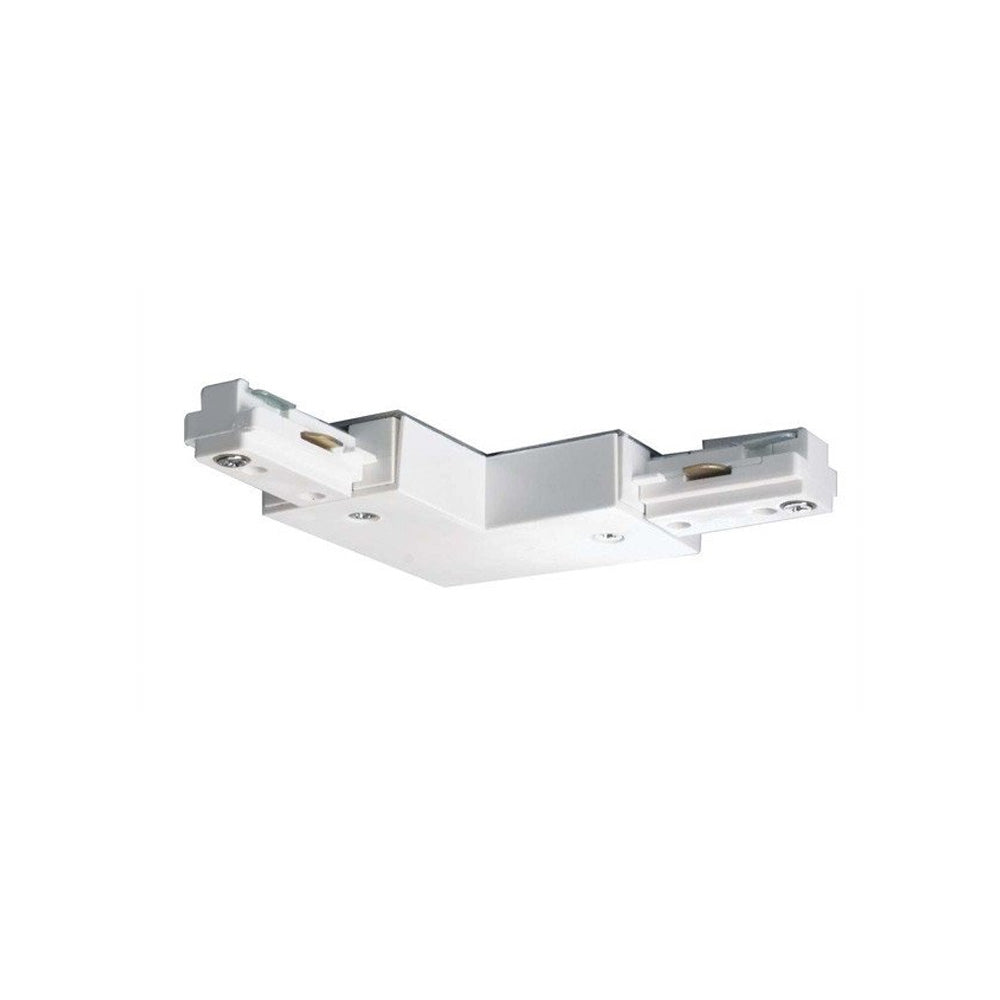 "Satco TP146 White ""L"" Connector"