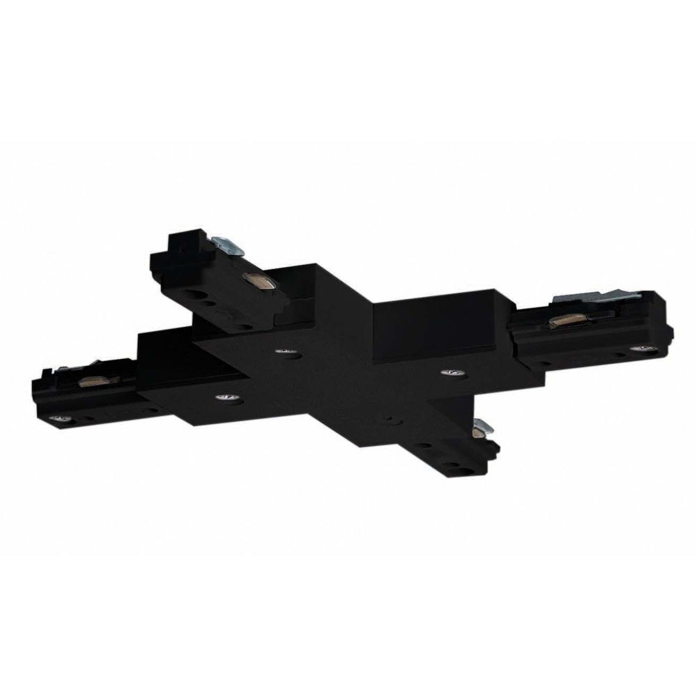 "Satco TP151 Black ""X"" Connector"