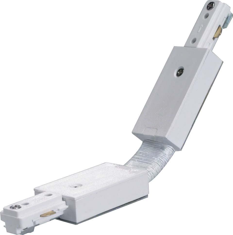 Satco TP167 White Flexible Connector