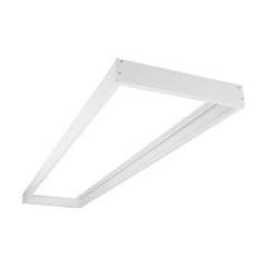 NICOR 1x4 Ft. Surface Mount Kit for TPE Series LED Troffers