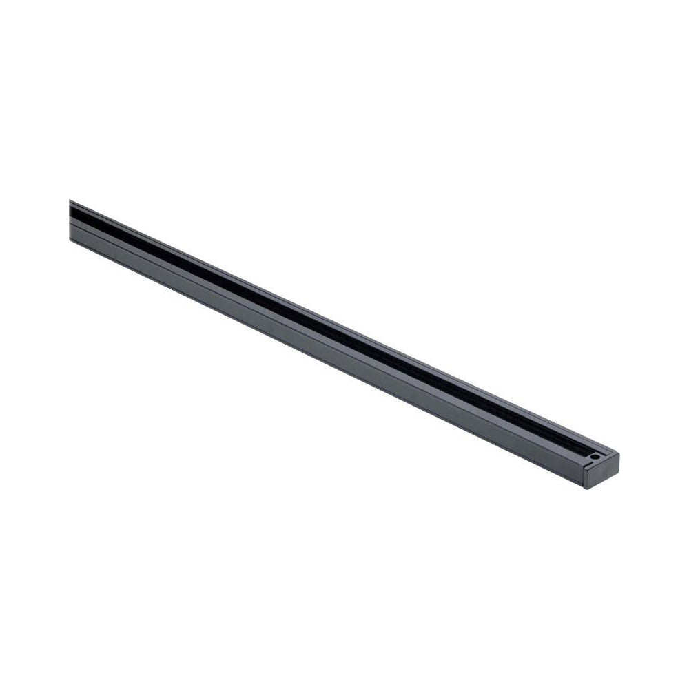 Nuvo 8 Feet Black Track Line for lighting track heads