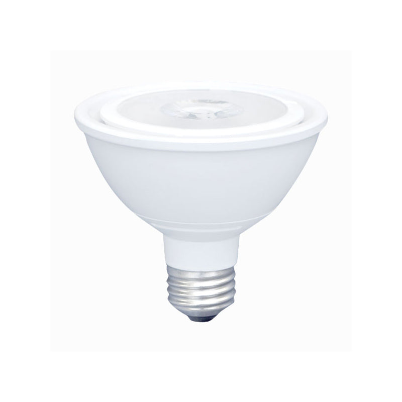 Ushio 14.5w PAR30 Uphoria Dimmable LED Narrow Flood Warm White Bulb