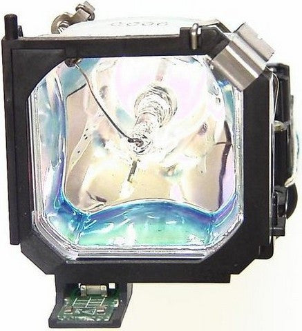 Epson EMP-510C Projector Housing with Genuine Original OEM Bulb