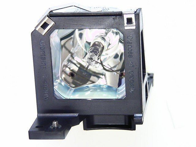 Epson Powerlite S1 Projector Housing with Genuine Original OEM Bulb