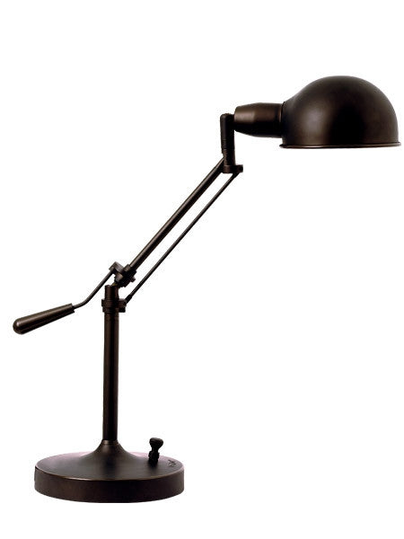 Verilux Brookfield Deluxe Natural Spectrum Desk Lamp - Aged Bronze