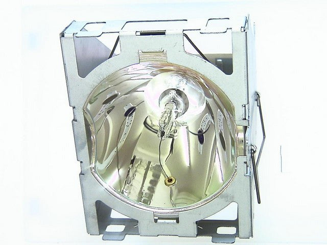 Mitsubishi X100 Projector Housing with Genuine Original OEM Bulb