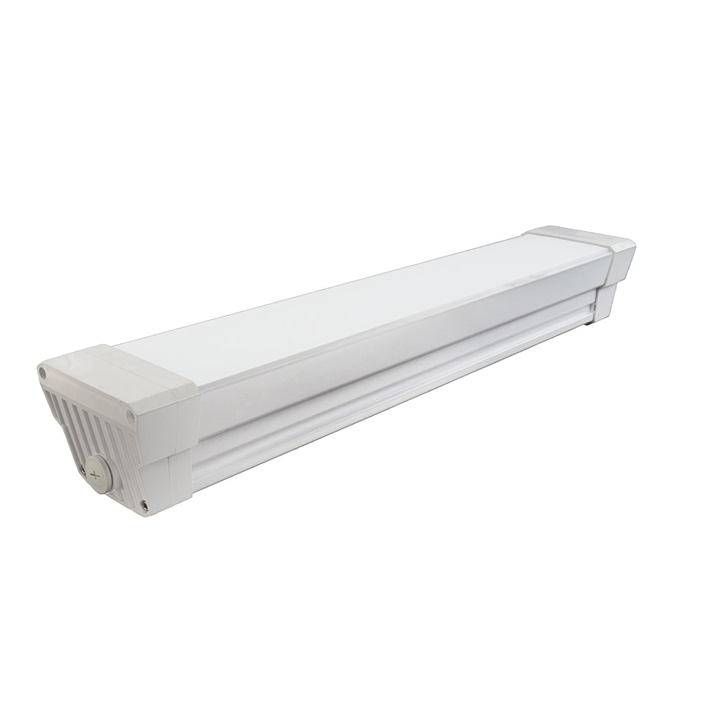 NICOR 2 foot Extreme Environment LED Linear Vaportite, 5000K