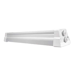 NICOR 2ft White Extreme Environment Linear LED Vaportite, 5000K