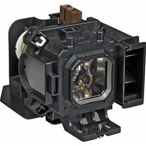 NEC VT695 Projector Housing with Genuine Original OEM Bulb