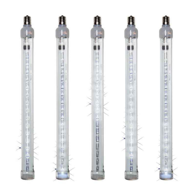 24 Inch Grand Cascade LED Tubes Cool White Light - 5 Bulbs