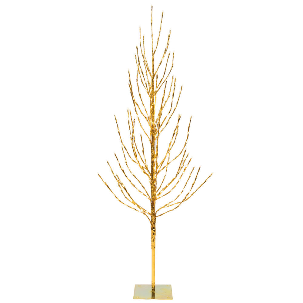 Vickerman 3 ft. LED Twig Trees Dura-Lit LED Tips Christmas Tree