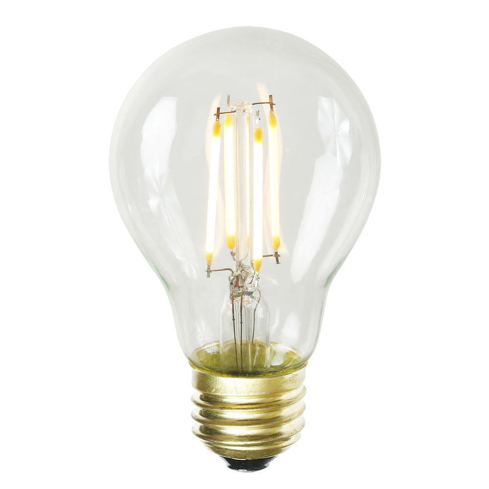 3.2W A19 LED Dimmable Warm White 2200K E26 base Bulb