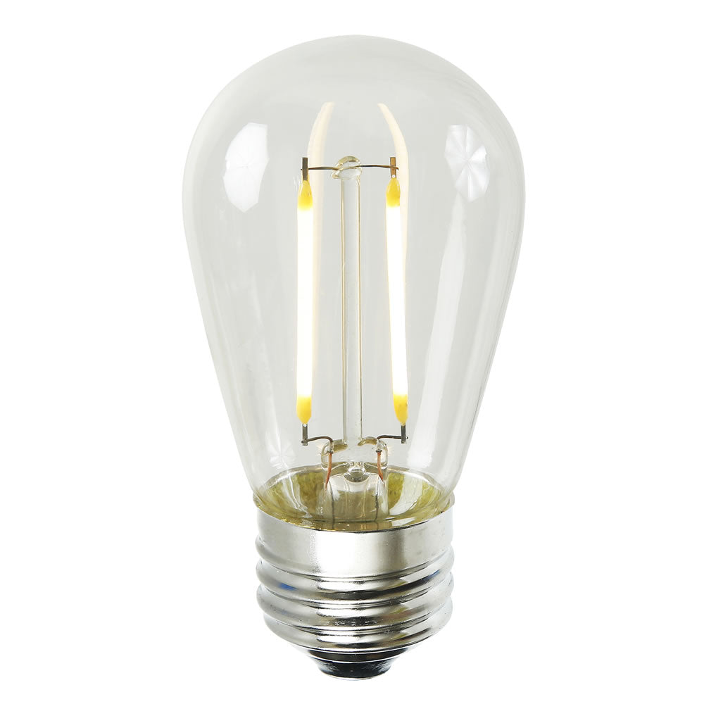 1.6W S14 LED Dimmable Warm White 2700K E26 base Bulb