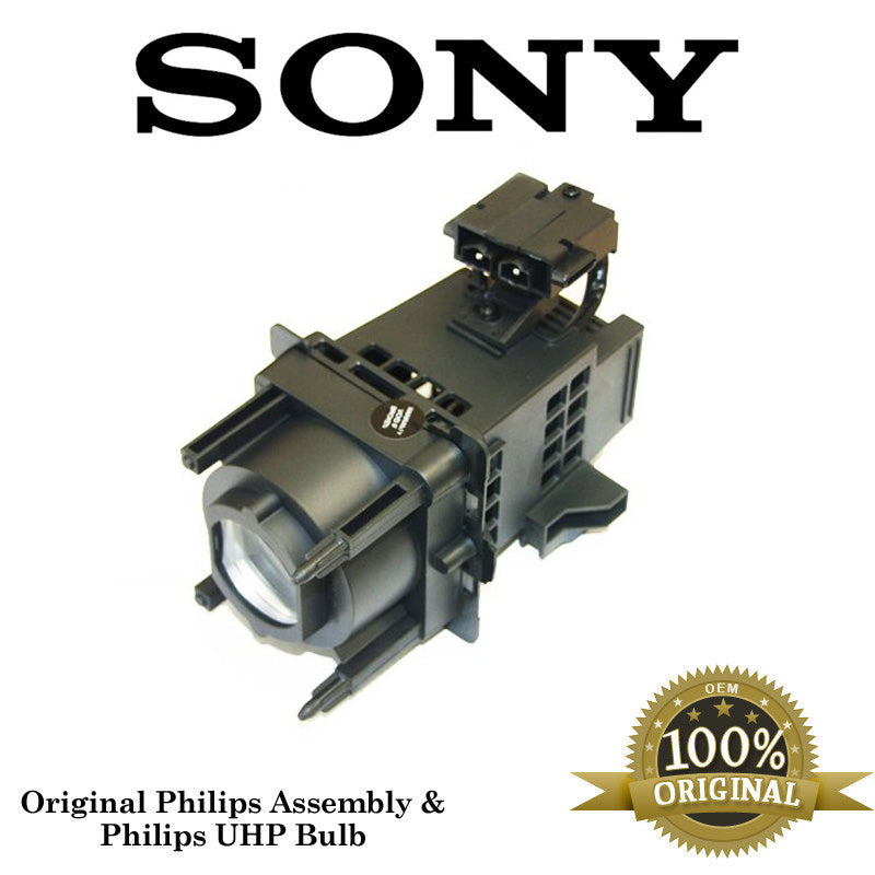 Sony Xl 2500 Tv Projector Lamp With Oem Philips Housing