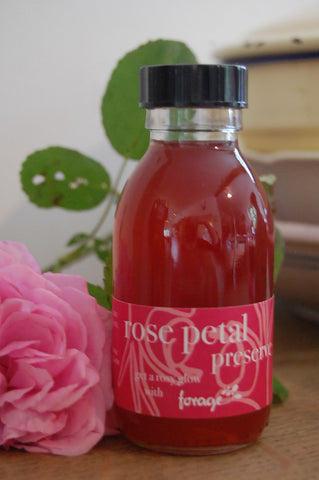 Rose Petal Preserve 100ml