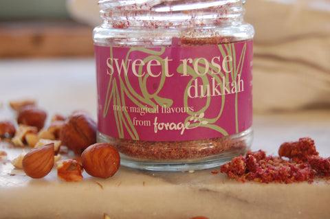 Sweet Rose Dukkah
