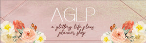 A Glittery Life Plans