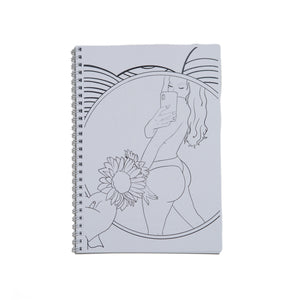 Adult Colouring Book [Volume 2] - Albi Arts